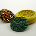 Buttons: Original, Mold, and Polymer Clay