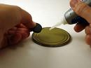 Step 6: Glue Magnet to Lid Back