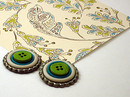 quick bottle cap jewelry and card for mom