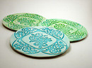 Faux Ceramic Coasters