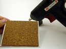 Coaster Step 5: Attach Cork