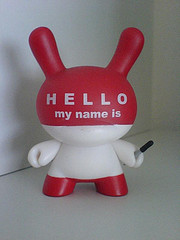 hello my name is, by medialoog (Creative Commons)