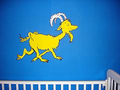 Seuss Goat