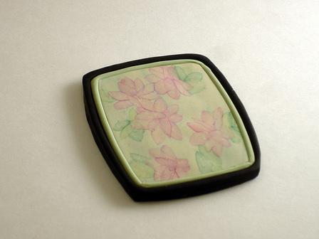 Floral Pastel Pendant