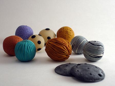 Ancient Modern beads