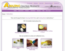 Screen Shot: Amazing Crafting Products Instructions