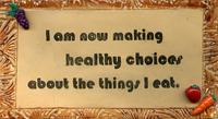 Food Resolution Reminder
