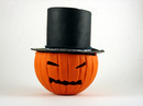 Pumpkin with Top Hat